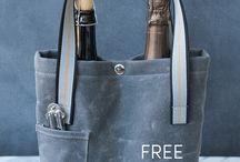 FREE Wine tote pattern