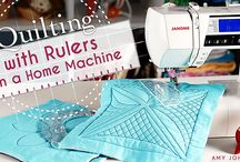 Quilting tips / Useful quilting tips and problem solving from the experts