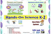 Science & Social Studies / by Sarah White