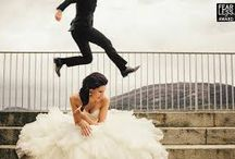 Wedding photo ideas / Pictures ideas for our special day.