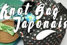 KNOT BAG-LE SAC JAPONAIS