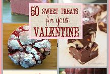 """Vegan Valentines / Celebrate the love holiday with some delicious vegan sweets and treats. This board is dedicated to chocolate and treats that are sure to say, """"I love you."""""""