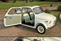 Fiat ...le mitiche / Fiat 500 600 e tutte le fiat che han fatto la storia automobilistica