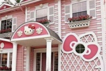 Hello Kitty! / by Jennifer Willis