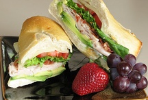Food: Sandwiches / Wraps