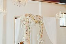 Surroundings / Take a look at the beautiful Chuppahs and Altars, as well as the beautiful ceremony decor's we have created!