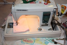 Sewing...someday!