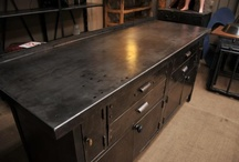 Industrial Metal Furniture