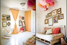 Kid's Room / by Holly Thrush