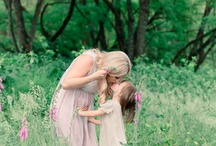 Mothers and daughters / by Christina
