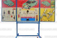 Trainer Sistem Power Window, Alarm, Central Lock / Trainer Sistem Power Window, Alarm, Central Lock