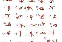 Exercises routines