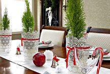 dekoracje stół