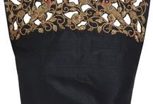 Go Indian / Saree blouses and Indian outfits