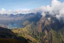 Indonesia Mountain
