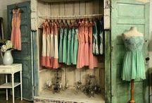 armario para la tienda