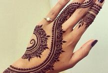 Henna designs / by Farzana Mannan