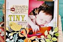 Scrapbook Layouts and Insipration / by Lisa Kisch