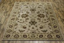Spring Collections / Find some floral print or green colour shaded rugs for Spring time.