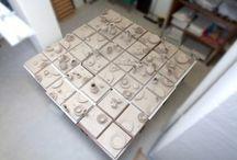 Porcelain/Mosaic