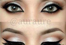 makeup / by Torri Flickinger