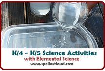 Science Ideas / by Allison Moondog