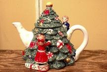 Teapots I have
