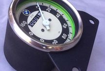 Speedometer for BMW r45 r65 r80 r100 LUISMOTO / Speedometer for BMW R45 R65 R80 R100 by Luismoto . For sale to www.luismoto.it   Strumentazione per BMW R45 R65 R80 R100 by Luismoto . In vendita su www.luismoto.it