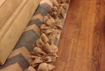 Crafts {Burlap} / by Camille Baldwin