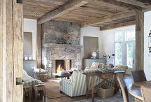 Interiors / Interesting environments