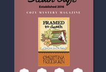 Sleuth Cafe Cozy Mystery Magazine