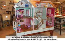 Maison de Barbie Hanna