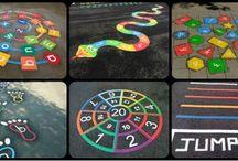 juegos educativos pintados