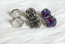 WISHLIST: Crystal Jewelry :) / by Jourdan Rystrom