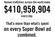 Combatting Human Trafficking / Together we can be the generation to end modern slavery. / by United Way