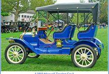 auta - historická a veterány