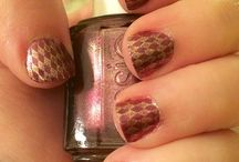 Sunshine And Some Polish / My adventures in nail stamping... / by Heather J.