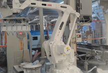 Çuval Paletleme Robotu