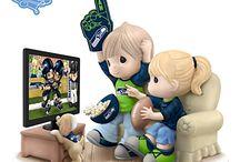 Seattle Seahawks Love