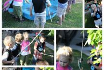 Wild Kratts Party / by Mary Bronsink
