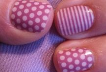 I love nails! / by Victoria H