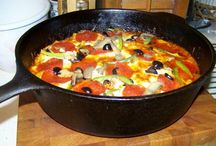 Cast Iron Cooking / by Family Home and Life