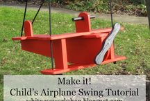 Airplane swing