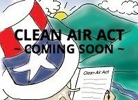 ETI - 201 / Fundamentals of the Clean Air Act / by UTA Environmental Training Institute