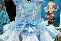trajes de flamencas de niñas