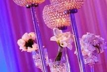 Table Centres / The range of new table centres in stock at TEHC