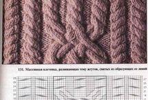 Vzory - pletenie