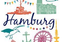 Hamburg - Geburtsort / Schönste Stadt der Welt