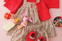 layette fleurie fille