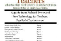 Websites for teacher